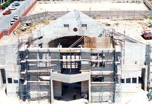 tempio-in-costruzione